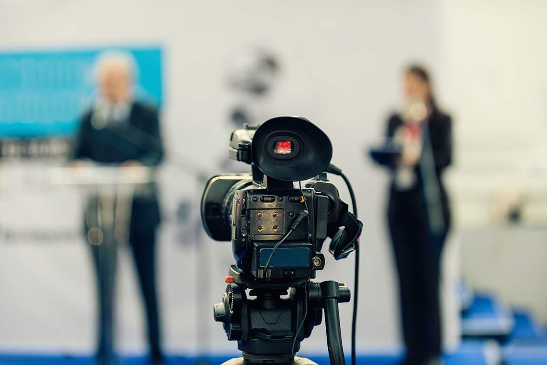 webcasting a live debate